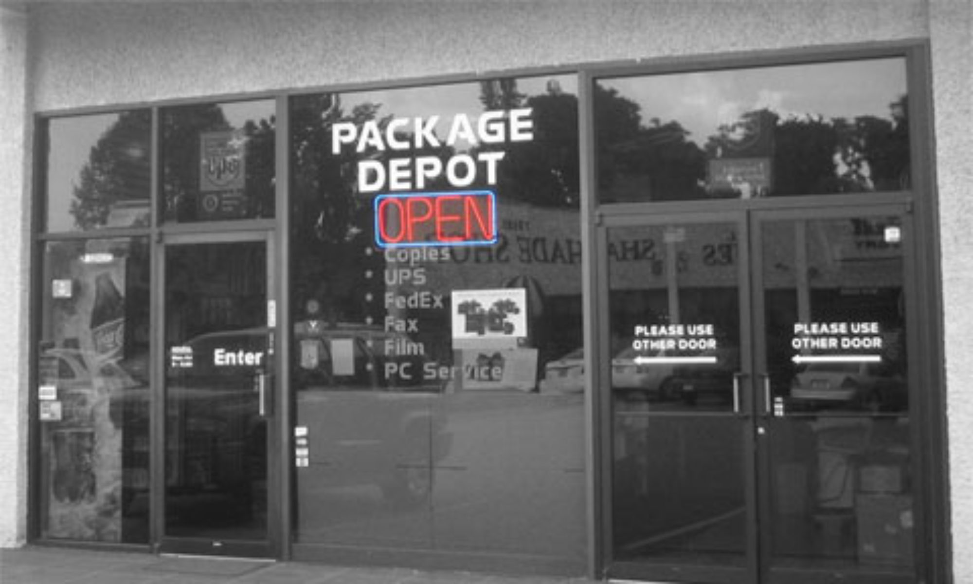 Package Depot